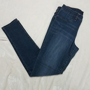 "Banana Republic jeans size 30/10 inseam 29"""